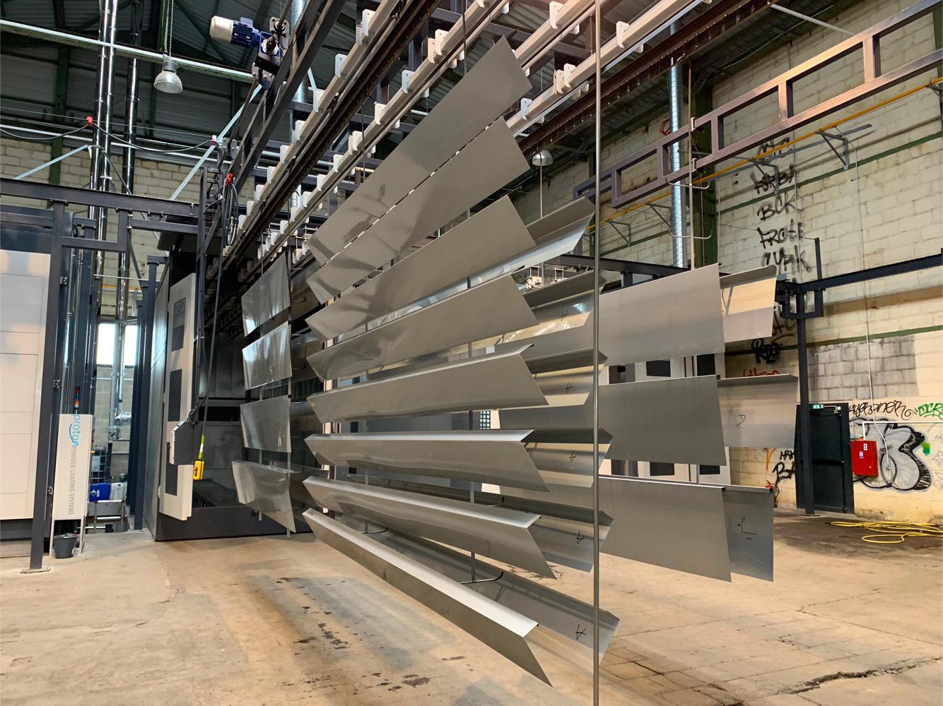 Profilé Aluminium Ardennlaquage